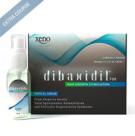 Extra Course of Dibaxidil 700